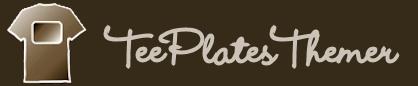 TeePlates themer Logo